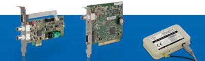 IRIG PCI / USB Clocks
