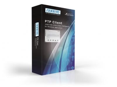 Meinberg PTP Client